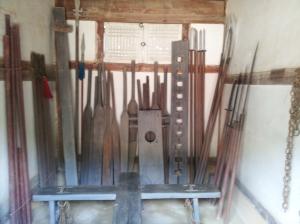 Punishment room