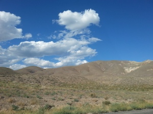 The Nevada Desert