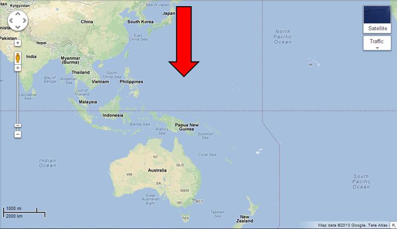 Where is Guam Photos — LBC9 News