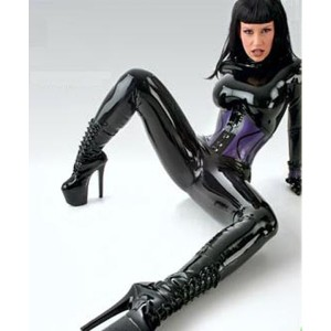 Fashion-Women-2015-Autumn-Winter-Sexy-Black-font-b-Latex-b-font-Catsuits-Rubber-Fetish-Skinny